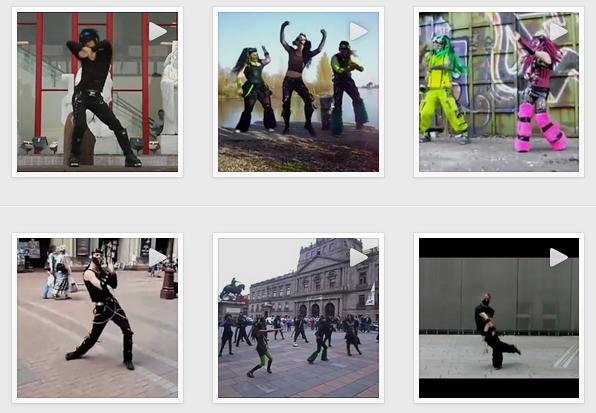 Dancing Goths – The Unexpected Harbingers Of Joy