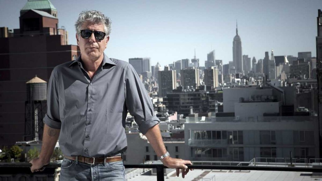 Anthony Bourdain's new series 'Parts Unknown' Is Super Tasty