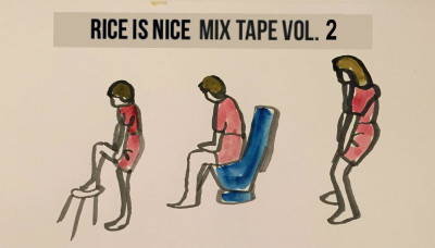 Rice Is Nice's ALL GRRRL mixtape: hear the first 3 tracks
