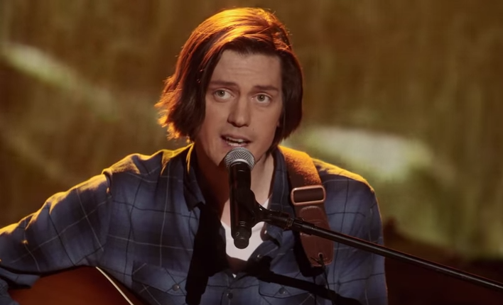 Trevor Moore disses scumbag Youtube trolls using folk music