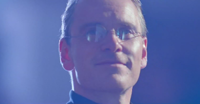 Get your first peek at Michael Fassbender as Steve Jobs