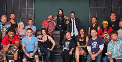 Bad tattoos and $100k : Ink Master is reality show perfection
