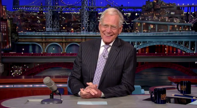 Goodbye David Letterman