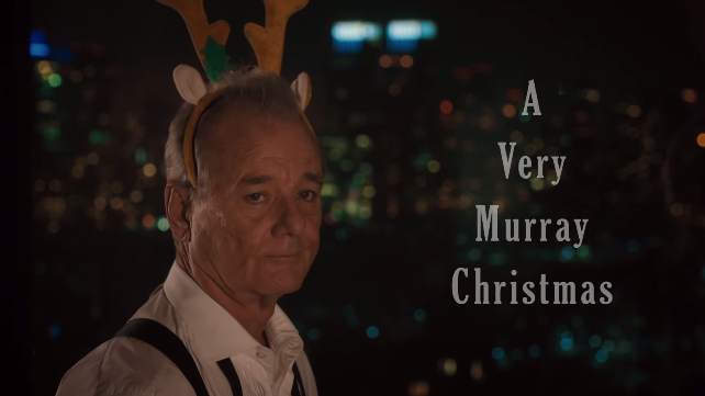 Have yourself A Very Murray Christmas in 2015