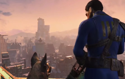 The gameplay footage from Fallout 4 is here and it's pretty much everything we hoped for