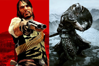 So Ubisoft pretty much just accidentally announced Red Dead Redemption 2 and Skyrim 2