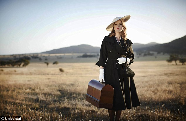 Watch Kate Winslet Attempt an Aussie Accent in 'The Dressmaker' Trailer