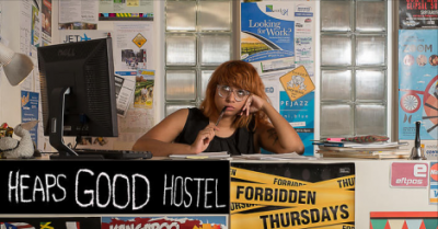 'Heaps Good Hostel' could be Australia's answer to Black Books