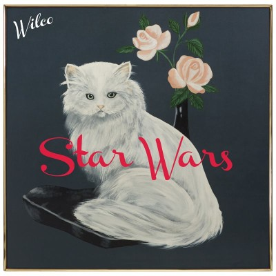 Wilco just released a free, new album called 'Star Wars'