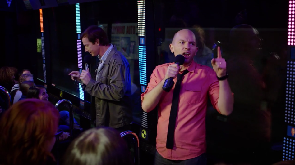 'Crash Test' Might Be The Most Completely Nuts Comedy Special Ever Released