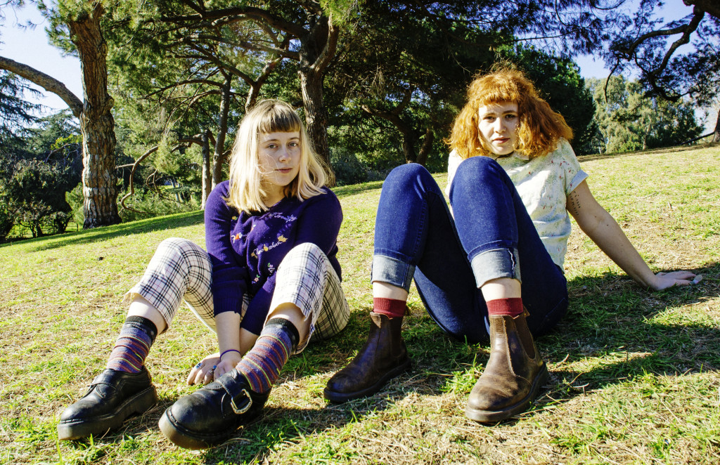 Girlpool are one of the best punk bands around