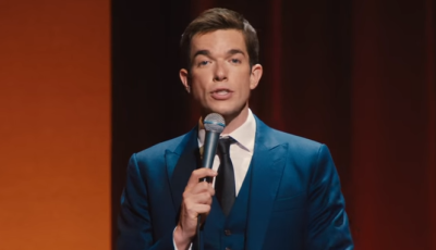 John Mulaney is back on top in The Comeback Kid