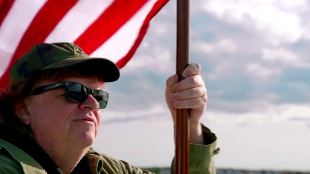 Michael Moore Has A New Documentary