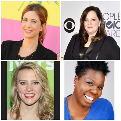 Why you should be really excited about this Ghostbusters cast
