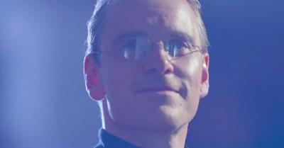 Get your first peek at Michael Fassbender as Steve Jobs