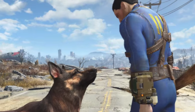 Fallout 4: Watch the trailer