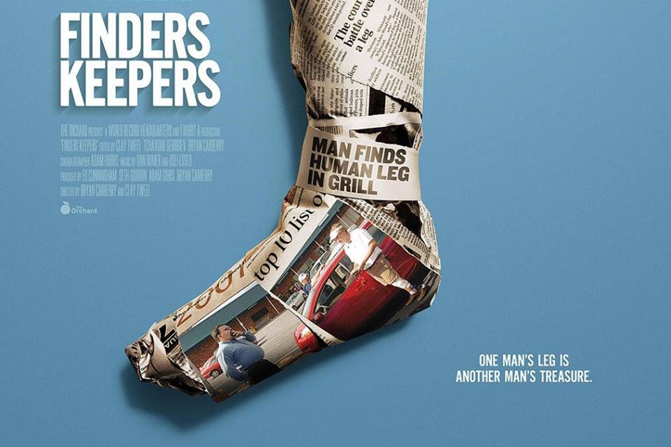 'Finders Keepers' looks like the funniest/weirdest doco of 2015