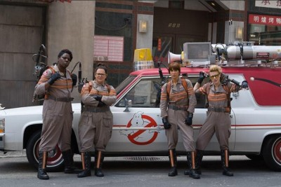 Reasons To Get Really Stoked On The New Ghostbusters